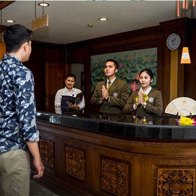D4 Administrasi Perhotelan