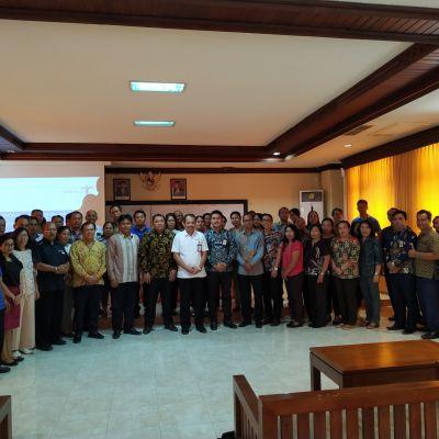 Politeknik Pariwisata Bali Menyelenggarakan Sosialisasi Reformasi Birokrasi