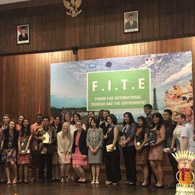 STP Bali Jadi Tuan Rumah WCBM and Global Great Debate 2017