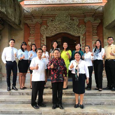 STP Bali Gelar Food Festival Bertajuk