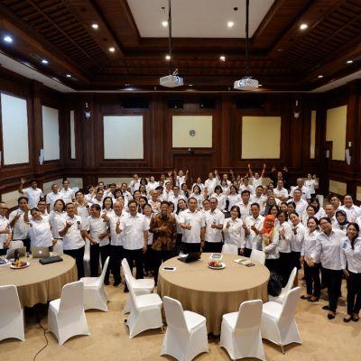 Dosen Politeknik Pariwisata Bali Antusias Mengikuti Workshop RPS