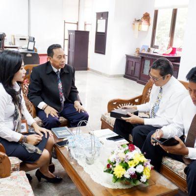 Cegah Corona , Direktur Poltekpar Bali Keluarkan Himbauan