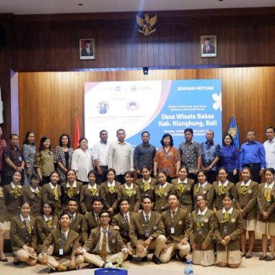 Prodi MAH Poltekpar Bali Gelar Seminar Motivasi