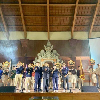 Rangkaian Acara Dies Natalis Ke-42 Politeknik Pariwisata Bali Resmi Dibuka