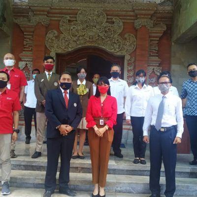 Kuota Gratis bagi Mahasiswa Poltekpar Bali Selama Pandemi